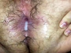 Tatiana can't believe how amazing it is when the dick enters her ass and she tries anal for the first time. She screams out in ecstasy.