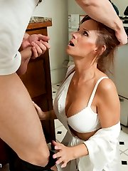 In this taboo fantasy update, Syren de Mer is visited by Danny who she hasnt seen in years and...