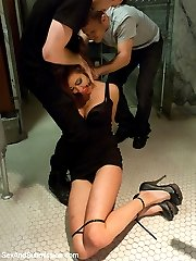 Princess Donna Dolore returns to SexandSubmission.com as a submissive for an intense and erotic...