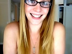 Watch this allruing Allie J showing her perfect nude body in front of camera