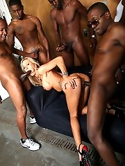 Zoey Portland Interracial Movies at Blacks On Blondes!