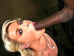 Annika Albrite Loves Interracial Sex at Blacks On Blondes!
