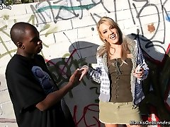 Holly Wellin Black Cock Slut at Blacks On Blondes!