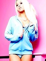 Stacey Rocks Blue Adidas