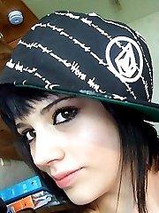 Private emo girlfriend pics
