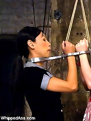 Cherry Torn and Tia Ling make suitable companions as they undergo Harmonys strict yet incredibly...