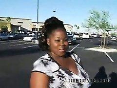 Black BBW Subrina Gets It Hard