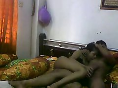 Indian Desi couple enjoying to the fullest