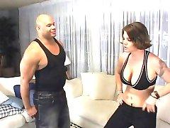 Wrestling sex