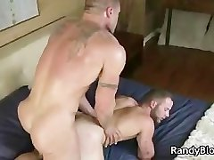Gay clips of Bryce and Chris fucking part3