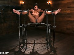 Sadie is new to us, but not new to bondage. She is very familiar with the ways of domination and...