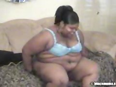 Gemini X is a huge Black mama ready to get her nasty on