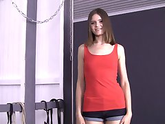 Kinky Games With Horny Teen