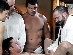 Mormon cum rapturous fuck