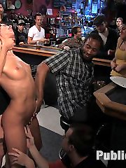 This update is the the definition of intense. Cecilia Vega gets taken to local SF bar, bound,...