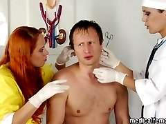 Kinky medical procedures in the femdom way
