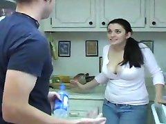 Chubby Maid Dana