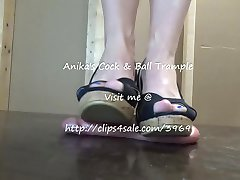 Anika Smith Extreme Ball Trample