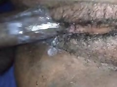 tight, hairy, creamy bbw pussy is the best