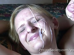 Classic Private Society Cumshots #01