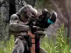 3D Video Game Characters Having Some Fun Part 3