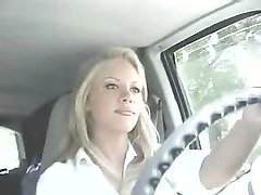 HOT BLONDE SEX IN CAR SEET - JP SPL