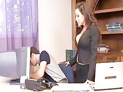 Busty Office Milf part 2
