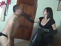 Latina Mistress - Cruel Faceslapping