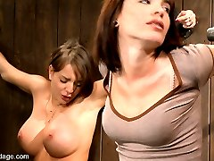 Live Show Mondays brings you part 1 of the May live show that featured Dana DeArmond, Busty Nika...