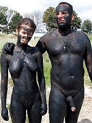 Beach sex, hidden cameras, naked girls and men