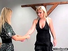 The last thing our Mistress tolerates is back talk. Nathali P will soon discover the punishment...