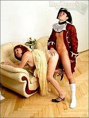 Midshipman awakening lady sensuality and lustbr