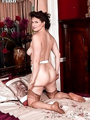 Brianna recalls her early days dressing up that got her into a love of vintage nylons and...