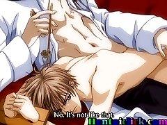 Hentai gay man hardcore ass fucked