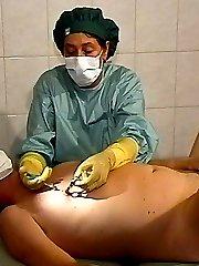 Hard nipple torture