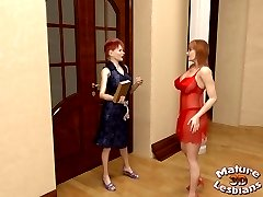 Hot mature lesbian eating snatch