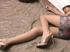 Asian Glamour - Beautiful young girls in sexy clothes v8