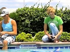 Gay video Gorgeous lads Camden Christianson and Kaiden Ertel