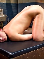 Dani Daniels returns to Whipped Ass for an intense day of lesbian punishment, hardcore lesbian sex and bondage at the hands of the beautiful Lorelei Lee.