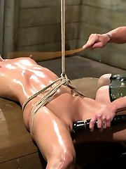 Welcome back hard body Wenona to Whipped Ass! We pair Wenona with tough domme, Felony and the...