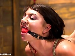 Cassandra Nix pushes her limits with the always sexy Lorelei Lee. Cassandra is a tough all...