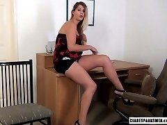 Ashley Spanks Worker for Dressing Too Casually