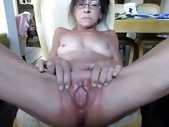 Awesome fucking and squirting pics with blonde Nicki Hunter