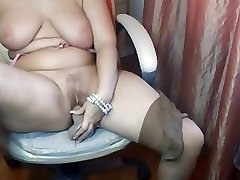 Teen ejaculation clips with Kream toying her pink pussy;;;;