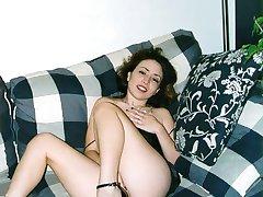 Sexy petite next door girlfriend teases you