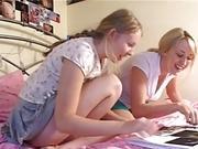 Lesbian Sisters Tube