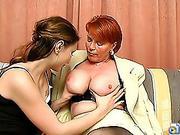 Mature Lesbians Video