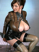 Latex Girls Porn