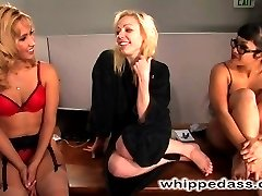 Seven gets sexually attacked in the office by her two co-workers Dragonlily and Isis Love. Her...