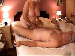 granny handjob massage